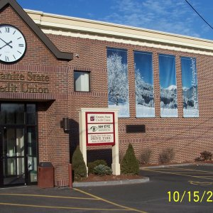 Granite State Credit Union Clock